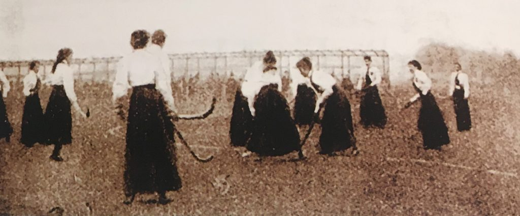 England women vs Ireland women 1896 action photo