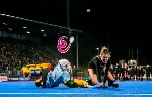 Women's FIH Olympic Hockey Qualifier Second Leg, Energia Park, Donnybrook, Co. Dublin 3/11/2019