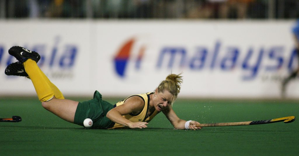 New Head Coach Trini Powell has a distinguished playing career that included 252 games, 141 goals and two Olympic Gold Medals for the Hockeyroos