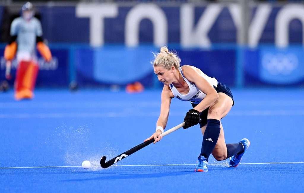 TOKYO - Tokyo 2020 Olympic Games South Africa v Great-Britain (Pool A) Photo: Sarah Robertson. COPYRIGHT WORLDSPORTPICS FRANK UIJLENBROEK