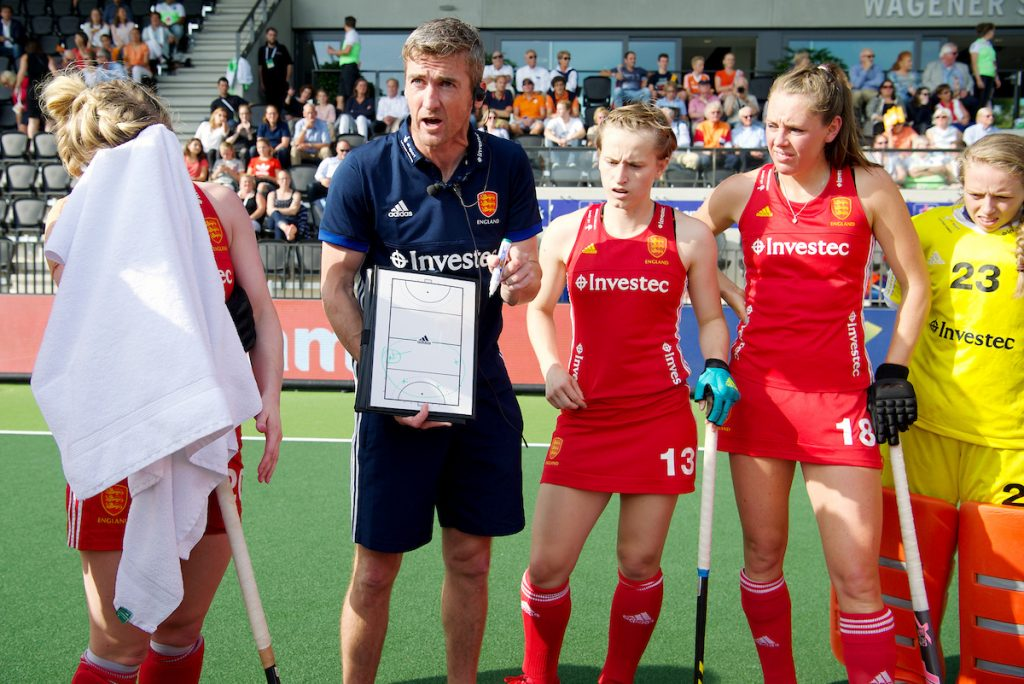 DAVID RALPH APPOINTED HEAD COACH OF GREAT BRITAIN AND ENGLAND WOMEN