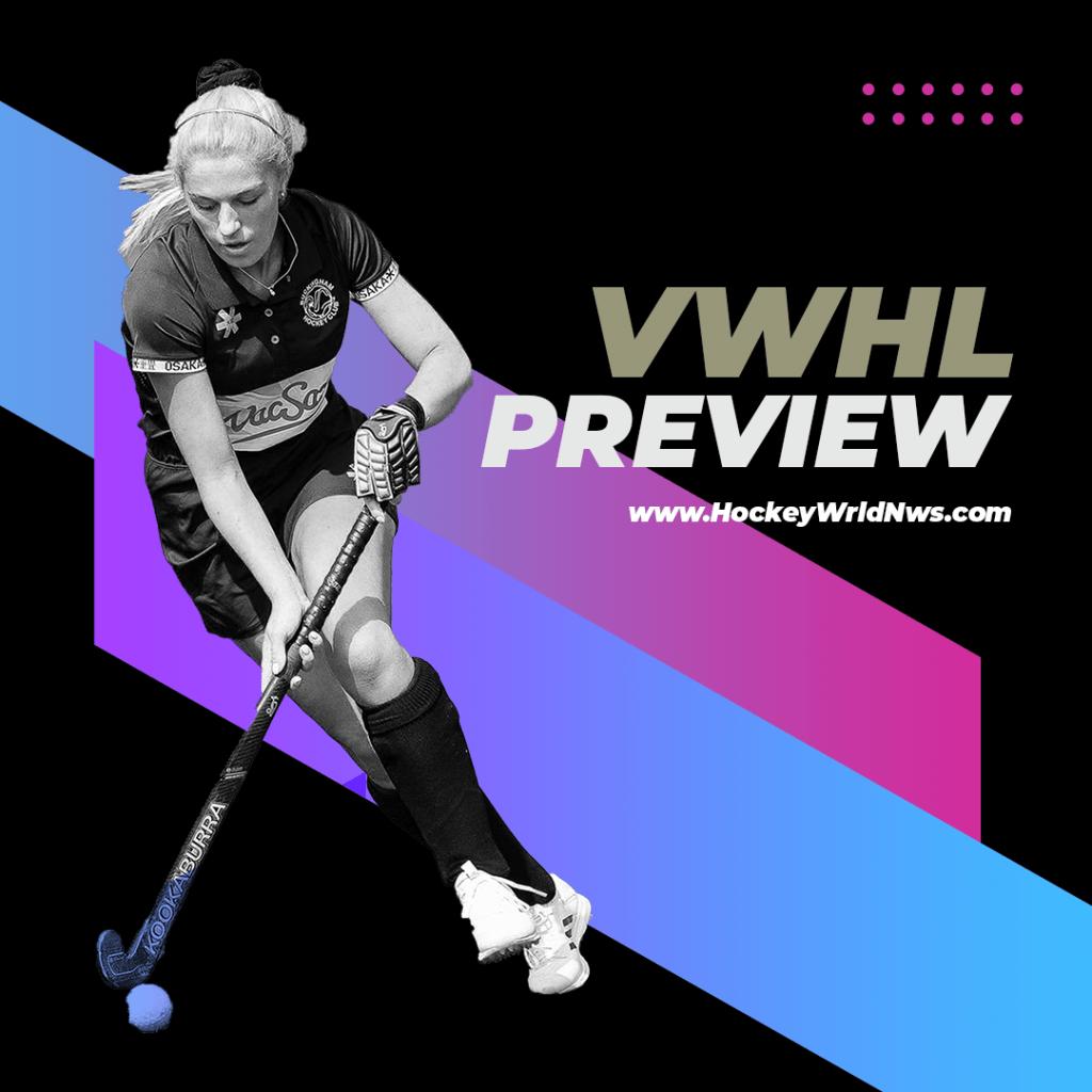 Vitality Women's Hockey League Preview –